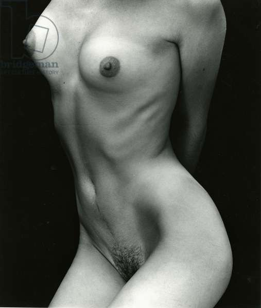 Classic Nude, c. 1970 (silver gelatin print)