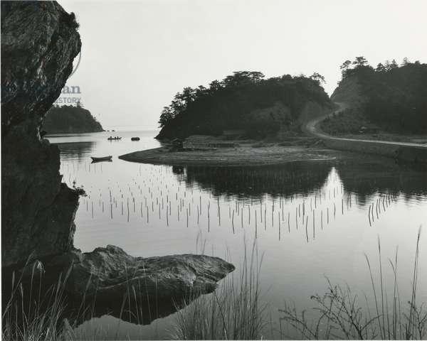 Inlet, Japan, 1970 (silver gelatin print)