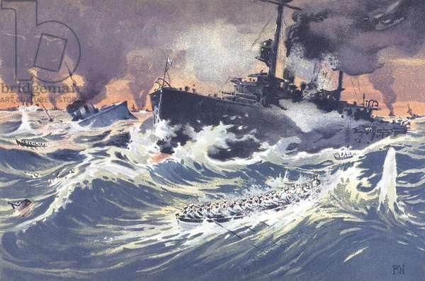 Russo-Japanese War, Battle of Tsushima