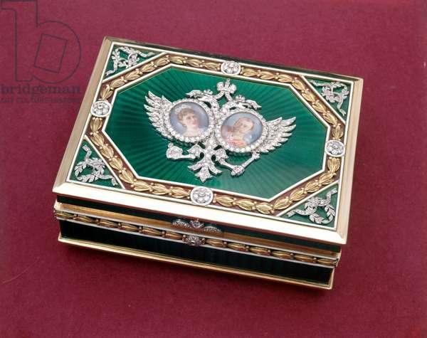 Romanov Tercentenary Box, 1913