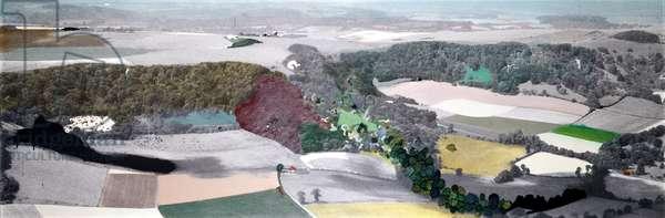 Landscape by Richard Hamilton