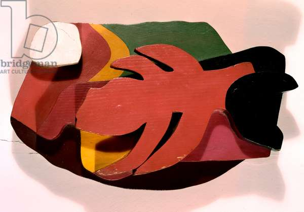 Forest by Jean Arp