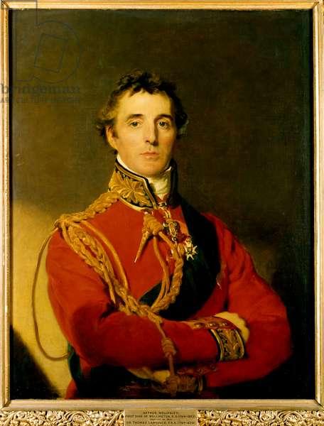 Arthur Wellesley, First Duke of Wellington (1769-1852),  1814