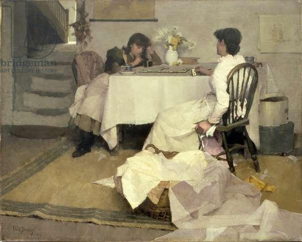 Domino!, 1886