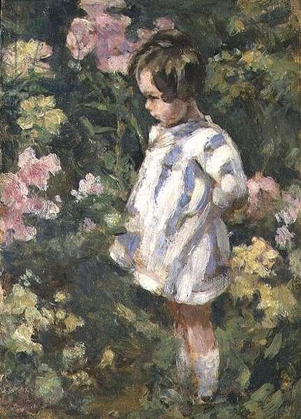 In the Flower Garden (board)