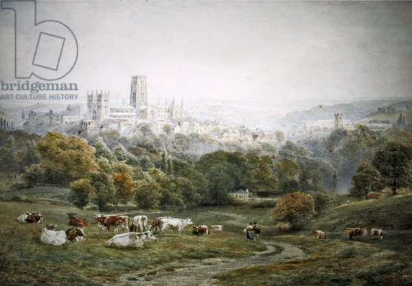 Durham (w/c on paper)