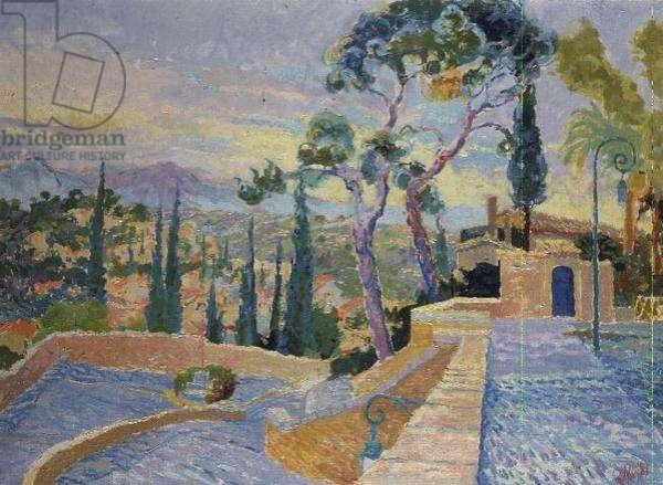 Terrace, Haut de Cagnes