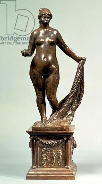 Little Venus (standing) (lettered E, edition of 8, Valsuani cast) (bronze)