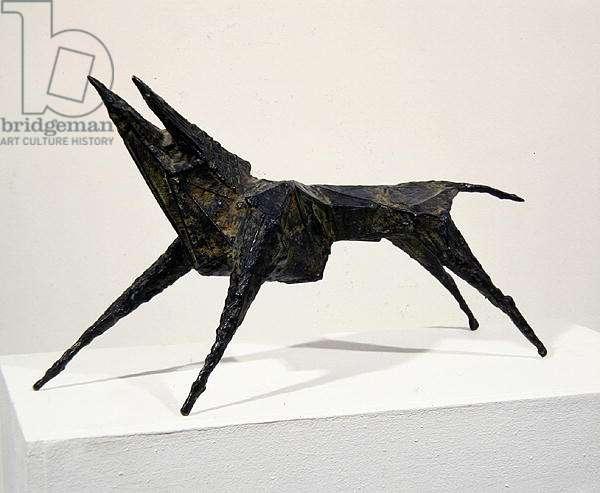 Beast XVI, 1959 (bronze)