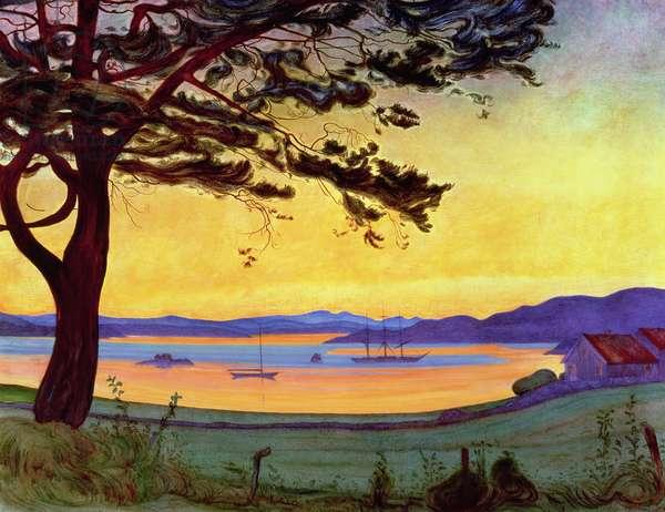 View of Helgeroa