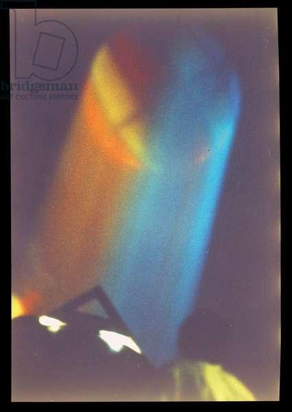 Cromoprisma espacial, 1975