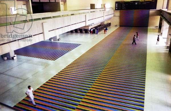 Ambientación de Color Aditivo, 1974
