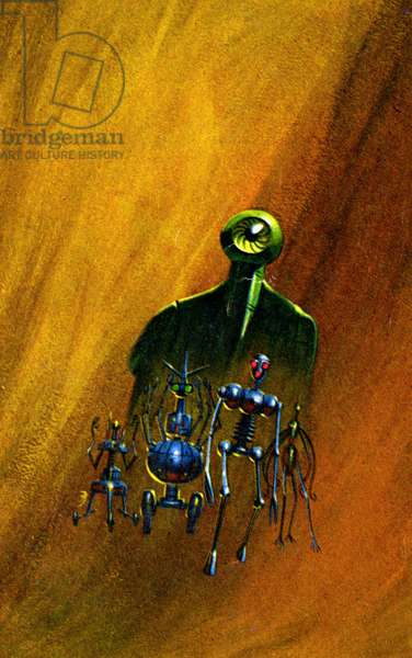 Robots extraterrestres