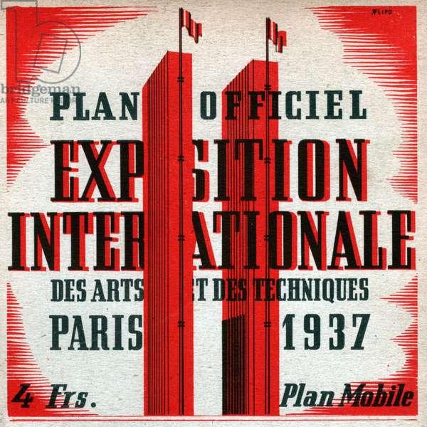 Exposition universelle de 1937, Paris. International exposition of 1937, Paris.