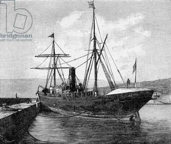 The Chigwel, American oil vessel