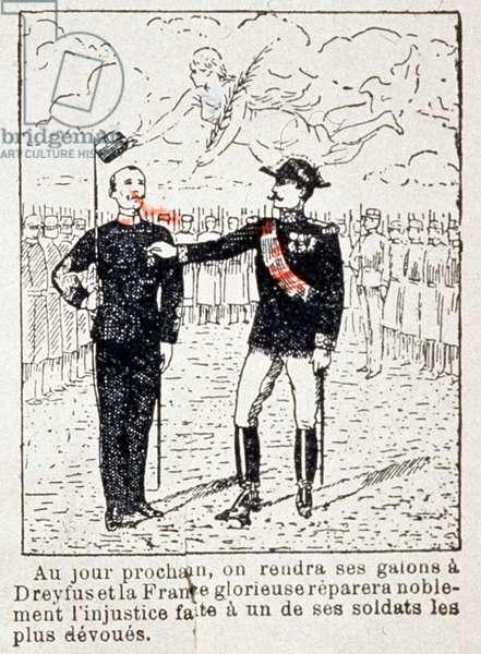 Rehabilitation de Alfred Dreyfus