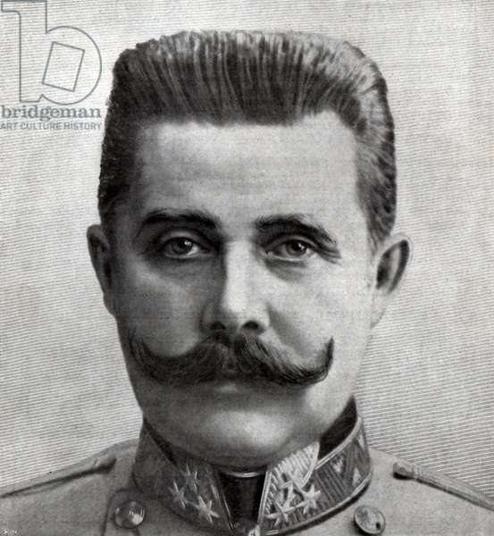 Francois Ferdinand of Austria