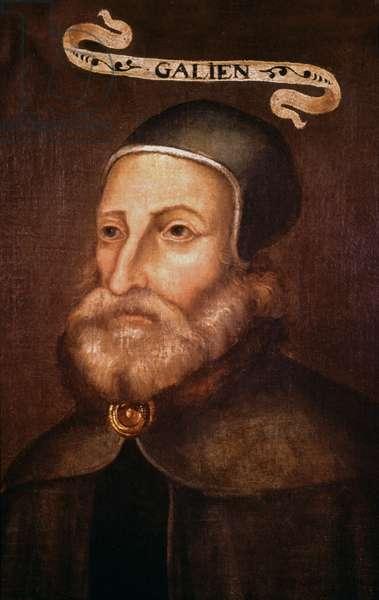 Galen. 17th century (painting)