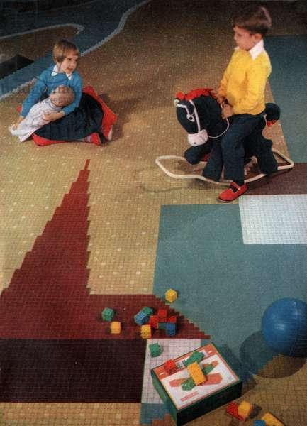 Jeux d'enfants, Children's games, 1957 (photo)