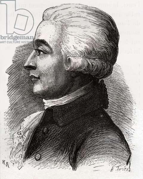 Jean Pierre Blanchard.