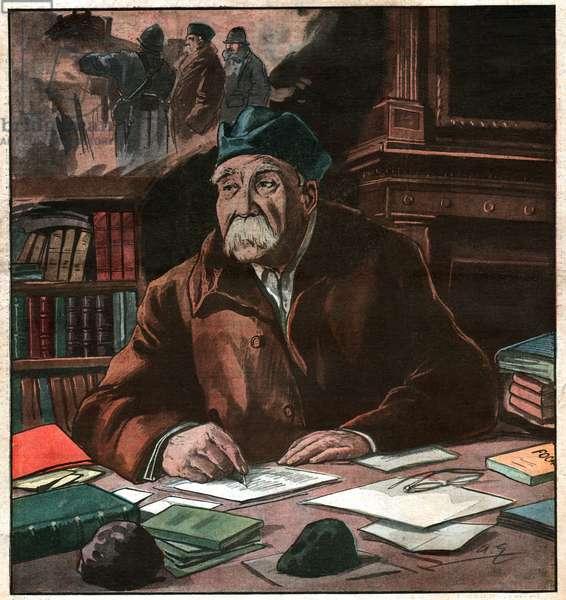 George Clemenceau.
