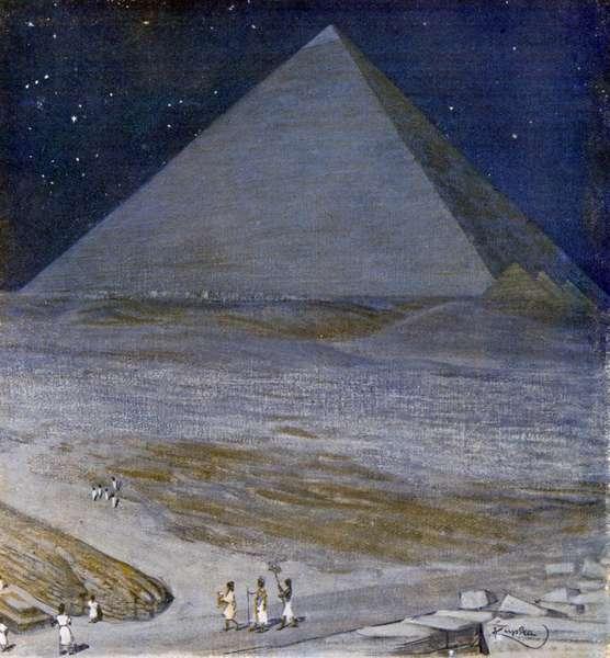 Pyramides de Kheops