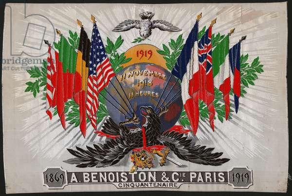 Armistice de 1918. 1918s' armistice.