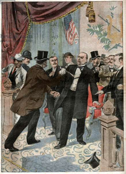 Assassinat de William McKinley. Assassination of William McKinley.