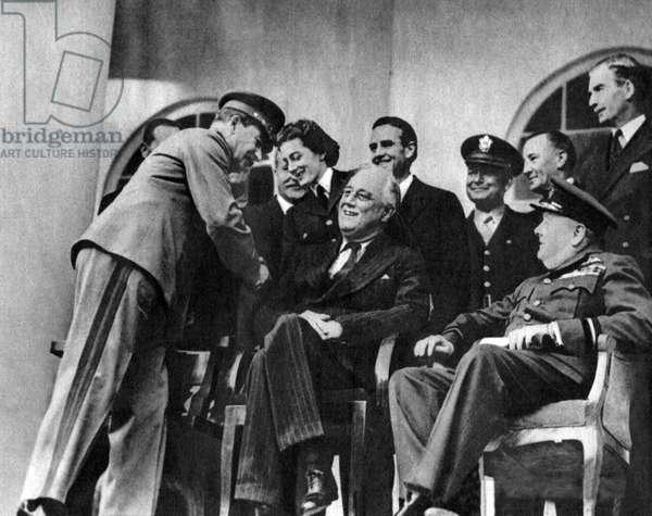 Conference de Yalta