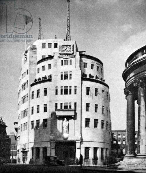 Siege de la BBC