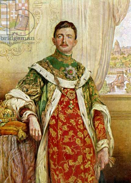 Charles I of Austria/Charles IV of Hungary (1887-1922), 1917