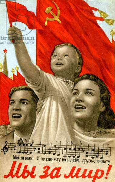 Paix sovietique