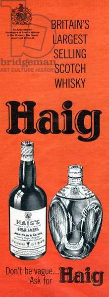 Whisky Haig