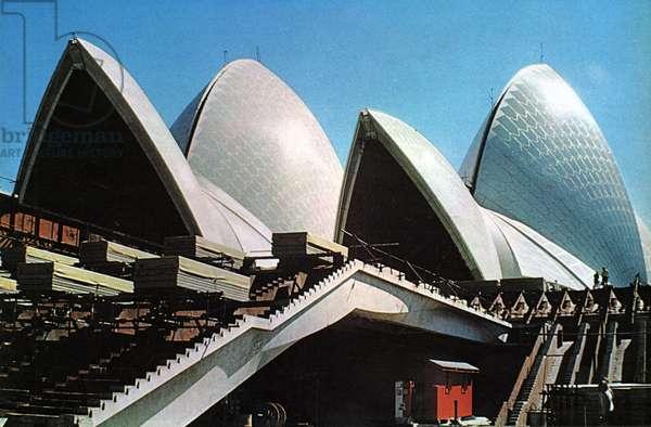 Opera de Sydney. Sydney Opera.