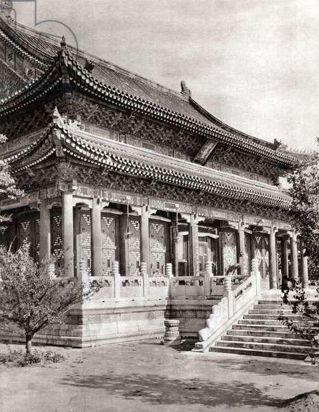 Ete Palace in Pekin