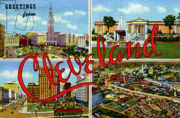 Cleveland, USA.
