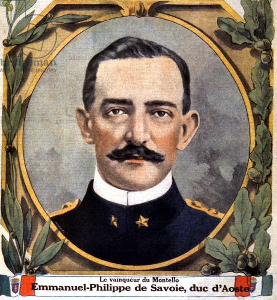Emmanuel Philibert of Savoy
