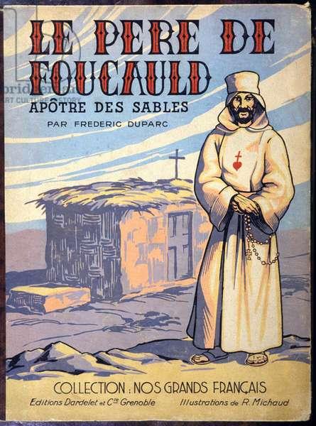 Charles de Foucauld's father