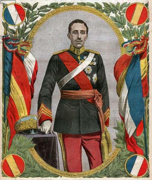 Alphonse XIII. Alfonso XIII.