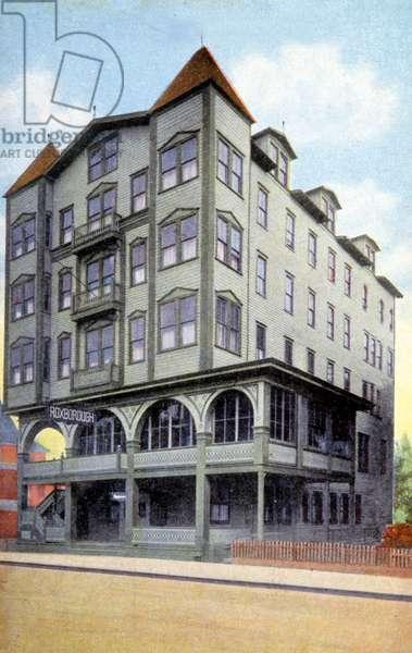 Hotel Roxborough