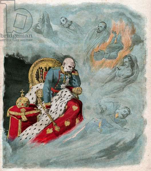 Francois Joseph I. Franz Joseph I.