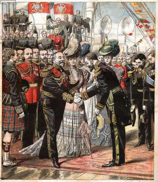 Edouard VII. Edward VII.