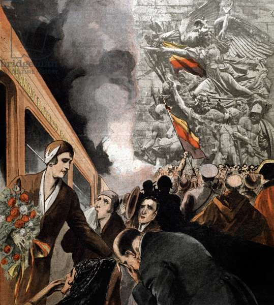Victory Eugenie de Battenberg