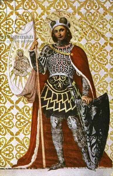 Saint Wenceslas I of Boheme