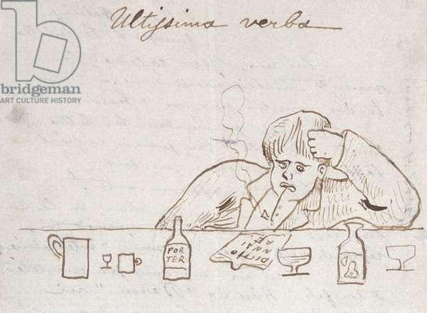 Arthur Rimbaud, 1875