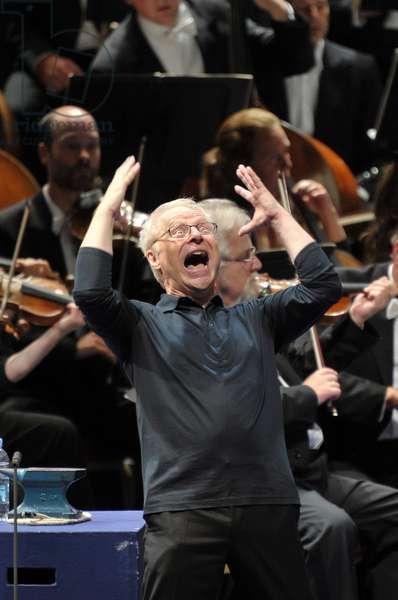 Siegfried by Richard Wagner. BBC Prom 18, 2013 (photo)