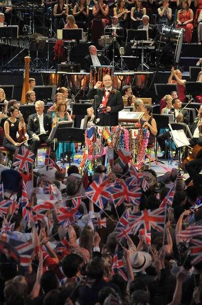 Last Night of the Proms  (photo)