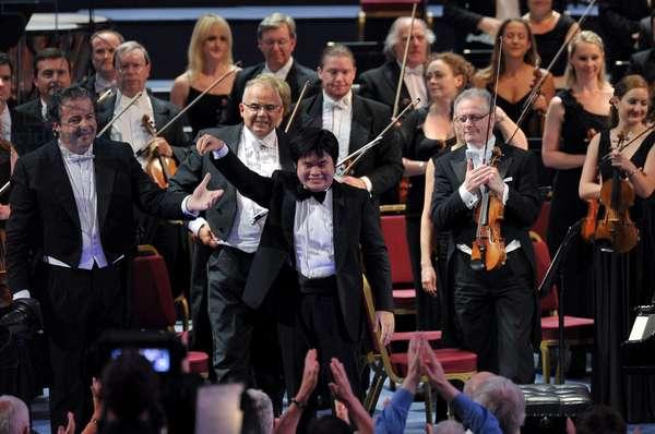 BBC Proms 2013. Prom 6. (photo)