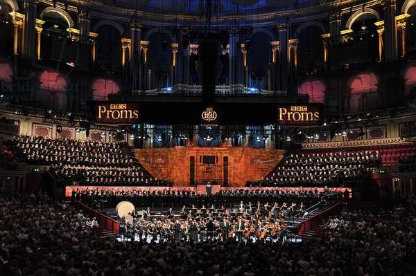 BBC Symphony orchestra, BBC Symphony Chorus (photo)