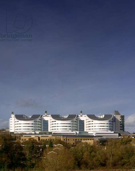 Queen Elizabeth Hospital Birmingham (photo)